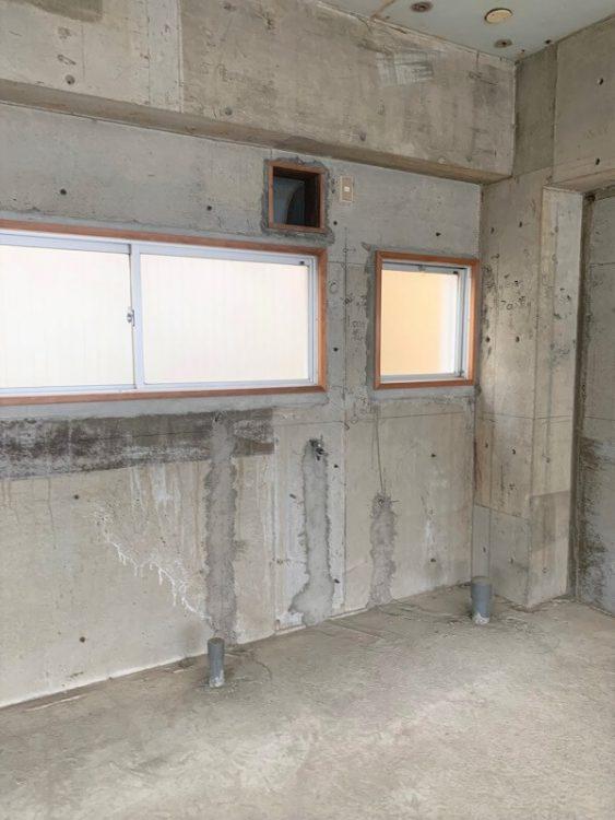 RC造リノベーション3階居室ビフォー