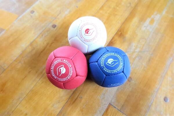 ボッチャ ボール 種類