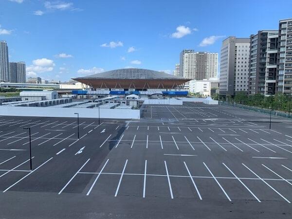 2021年パラリンピック ボッチャ試合会場